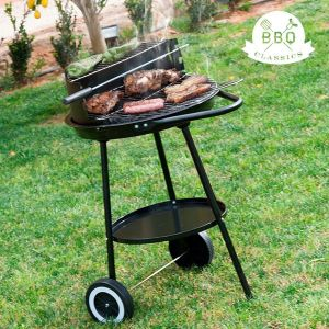 BBQ Classics Barbecue à Charbon avec Double Niveau