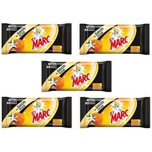 St marc Lingettes ultra dégraissantes savon noir- Paquet de 40