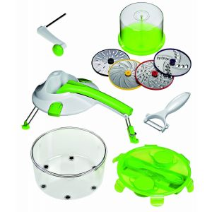 Newell rubbermaid RTC01 - Râpe Rotochamp 13 pièces