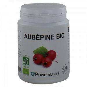 Powersanté Aubépine Bio - 200 gélules