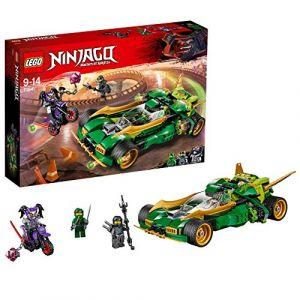 Lego 70641 - Ninjago : le bolide de Lloyd