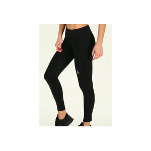 Odlo BL Bottom Long Smooth Soft - Pantalon de running taille S, noir