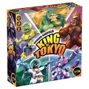 Iello King Of Tokyo Edition 2016