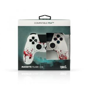 Under Control Manette filaire PS4 Zombie