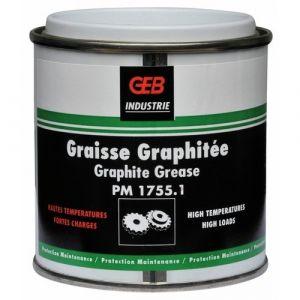 Geb Graisse graphitée haute température 200g