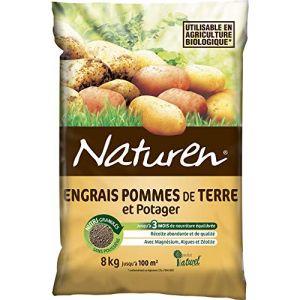 Naturen Engrais Pomme De Terre Et Potager 8kg