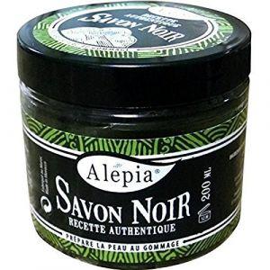 Alepia Savon noir recette authentique