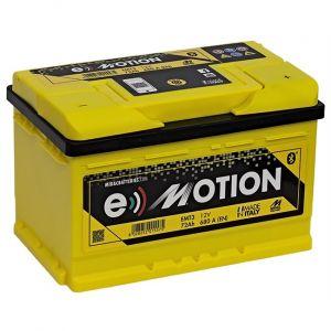 E-Motion Batterie MIDAC EMT3 72 Ah - 680 A