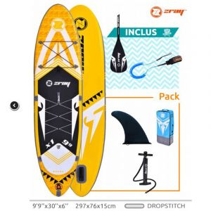 ZRay Stand Up Paddle X1 X-Rider 9'9''