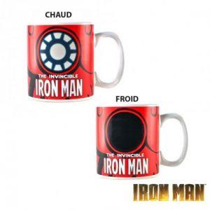 Mug T rmique 400 Ml Iron Man [ML] [Produit Derive]