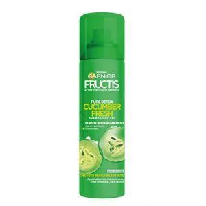 Garnier Fructis - Shampooing sec Pure Detox Cucumber Fresh