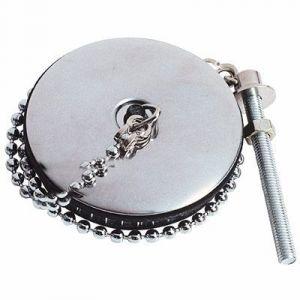 Wirquin Bouchon de vidage Ø57mm + chainette 300mm