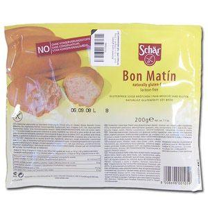 Dr Schär Bon matin Pain brioché sans gluten 2x75 g