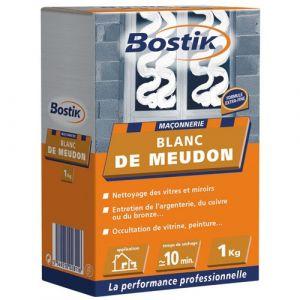 Bostik Blanc de Meudon / Boîte carton 1 kg