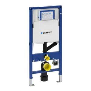 Geberit Bâti-support Duofix Sigma 12 cm (UP320) pour Aspiration et filtration d'odeurs DuoFresh.