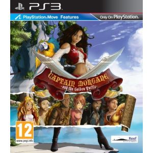 Captain Morgane - La Tortue d'Or (PlayStation Move) [PS3]