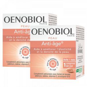 Oenobiol Peau - Anti-âge, 2x30 capsules