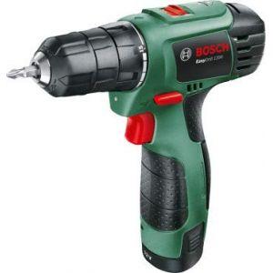 Bosch Perceuse-visseuse EasyDrill 1200,1 batterie 1,5 Ah - Régime : 0-450/0-1650trs/min