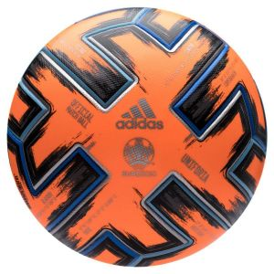 Adidas Uniforia Pro Winter Uefa Euro 2020 - Solar Orange / Black / Glory Blue - Taille 5