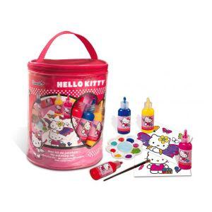 Canal Toys Mon kit de peinture Hello Kitty