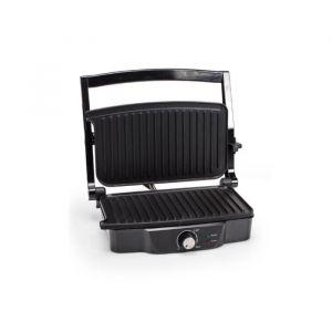 Tristar GR-2895PR - Grille-viande noir et inox 1500W