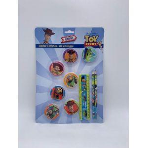 Set de papeterie 10 pcs Toy Story 4