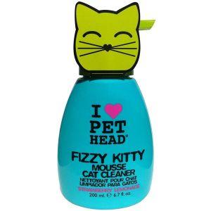 Pet Head Fizzy Kitty Mousse pour chats