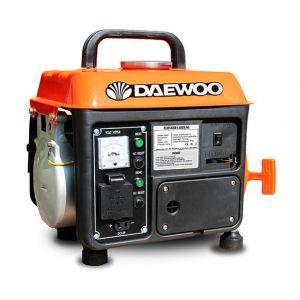 Daewoo GDA980 - Groupe électrogène thermique 2 temps