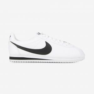 Nike Chaussure Classic Cortez pour Homme - Blanc - Taille 45 - Homme