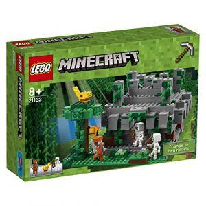 Lego 21132 - Minecraft : Le temple de la jungle