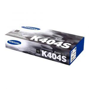 Samsung CLT-K404S - noir - originale - cartouche de toner (SU100A)