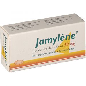 Pharma développement Jamylène 50 mg - 40 Comprimés