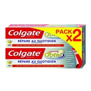 Colgate Dentifrice Total Repare 2 x 75 ml
