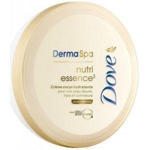 Dove DermaSpa Crème Hydratante Corps Nutri Essence Pot 75ml