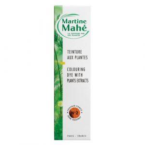 Martine Mahé Teinture 02 Châtain foncé 250 ml