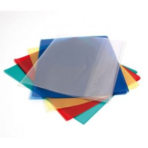 Clairefontaine Protège-cahier cristal en PVC 22/100 (A4)