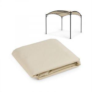 Blumfeldt Castello Auvent De Rechange Pour Pergola - 3,5 X 3,5 M - Polyester Beige
