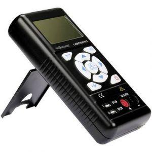 Velleman ALIMENTATION DE LABORATOIRE PORTABLE A DECOUPAGE 0-30 VCC / 0-3.75 A MAX / AVEC AFFICHEUR LCD - LABPSHH01 -