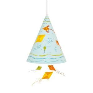 L'oiseau bateau Suspension Nuitéjours Cerf-volant