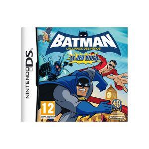 Batman : L'Alliance des Héros - Le Jeu Vidéo [NDS]