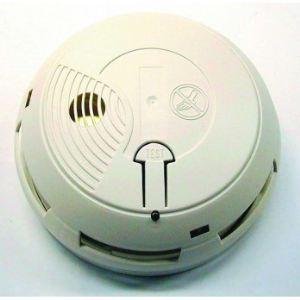 Somfy 2400443 - Détecteur de fumée (certifié CE EN 14604)