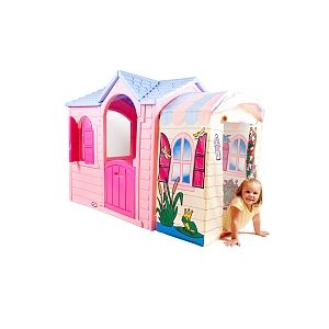 Little tikes Maison de jardin cottage princesse