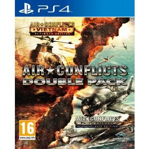 Air Conflicts Double Pack (Vietnam + Pacific Carriers) sur PS4