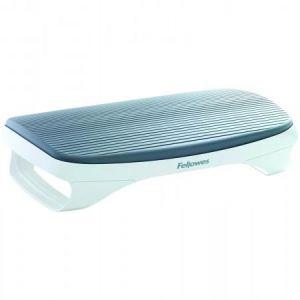 Fellowes 9361701 - Repose-pieds I-Spire Series, coloris blanc