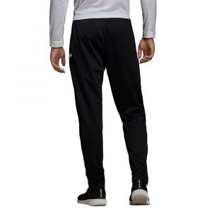 Adidas Team19 Track Pants Pantalon de survêtement Homme, Black/White, FR (Taille Fabricant : 2XL)