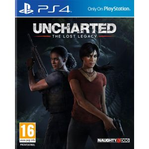 Uncharted : The Lost Legacy sur PS4