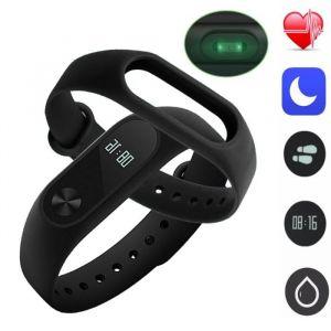 Xiaomi Miband 2 - Bracelet connecté tracker d'activité