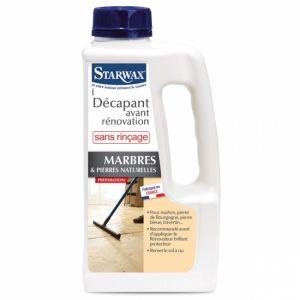 Starwax DECAPANT AVANT RENOVATION - MARBRES - 1L -