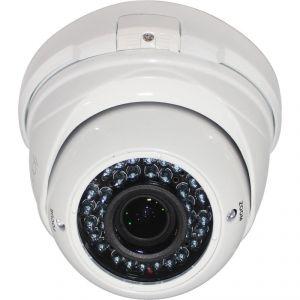 Jod-1 Caméra dôme AHD 1080P 2,0MP Varifocale CCD Sony IR 30M