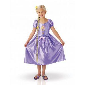 Rubie's Déguisement fille Raiponce classique Fairy Tale et accessoires en coffret
